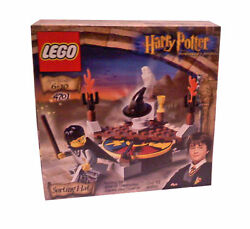 New Lego Harry Potter 4701 Sorting Hat Sealed