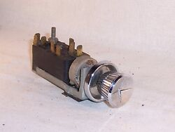 Vintage Light Switch Chevy Buick Olds Chrysler Cadillac Plymouth Ford Dash Truck