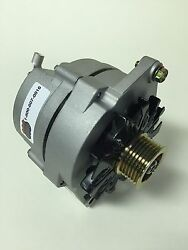 Dual Isolated Output 135 Amp Load Boss Alternator Replace Lestek Six Groove Plly