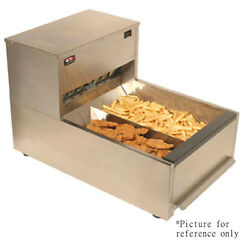 Carter-Hoffmann CNH14XD Crisp 'N Hold Countertop French Fry Warmer