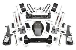 Rough Country 5 Ntd Lift Kit For 11-19 2wd/4wd Chevy/gmc 2500hd/3500hd 26030