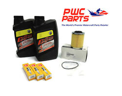 Seadoo Spark Brp Oil Change Kit Ace 900 Oem Filter O-ring Cr8eb Spark Plugs New