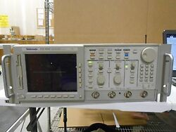 Tektronix Tds 684c Color Four Channel Digital Real-time Oscilloscope