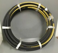Parker Sw569-750 Marine Fuel/wet Exhaust Hose 50and039 Roll