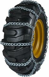 Quality Chain 2657 13.5mm Round Link Loader Grader Tire Chains Snow Traction