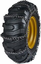 Quality Chain A2648 13.5mm Premium Link Loader Grader Tire Chains Snow Traction