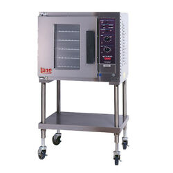Lang Ecoh-pt 9 Pan Capacity Electric 1 Deck Convection Oven