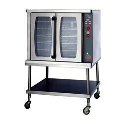 Lang ECSF-ES1 Electric ChefSeies 1 Deck Convection Oven