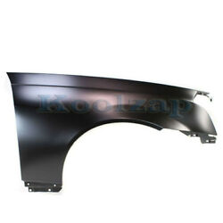 03-07 Cts And Cts-v Sedan V6/v8 Front Fender Quarter Panel Primed Steel Right Side