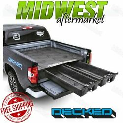 Decked Truck Bed Storage System Fits 2009-2017 Dodge Ram 1500 5and0397 Bed