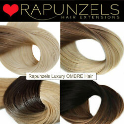 200g Ombre Stick I Tip Micro Ring Root Fade Salon Remy Human Hair Extensions