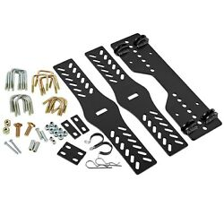 Yamaha Atv Universal All Mount Plow Mount Cycle Country Grizzly Dby-acc56-00-37