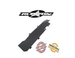Rubicon Express Fuel Tank Skid Plate For 07-18 Jeep Wrangler Jk Unlimited 4 Door