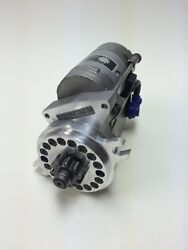 Triumph Tr2, Tr3,tr3a,tr3b, Tr4, Tr4a Hi Torq Mini Starter Rated At 1.4kw 2hp.