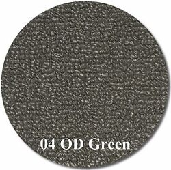 Marideck Boat Marine Outdoor Vinyl Flooring - 34 Mil - Olive Drab Green - 6and039x18and039