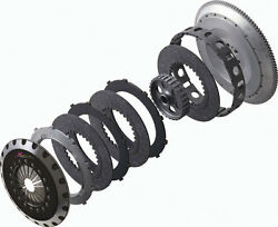 XTREME TRIPLE PLATE CARBON CLUTCH FOR NISSAN SKYLINE R34 GT
