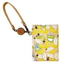My Neighbor Totoro Canvas Reel Pass Case Card Holder $39.99