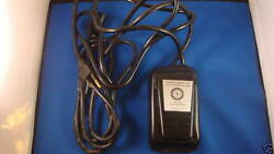 Electric Variable Speed Foot Pedal 110v Corded