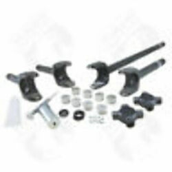Yukon Front 4340 Chrome-moly Replacement Axle Kit For '77-'91 Gm, Dana 60 With 3