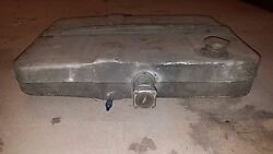 Aircraft Antique Fuel Tank With Mechanical Gauge