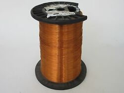 23 Awg 40 Lbs. Phelps Bondeze Enamel Coated Copper Magnet Wire
