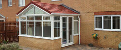 The Guardian Warm Roof Replacement System 3000mml X 3000mmw Apex/gable