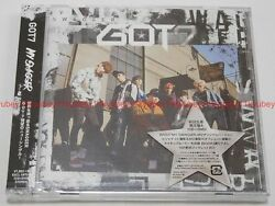 New Got7 My Swagger First Limited Edition A Cd+dvd+card Japan F/s Escl-4870 Ems