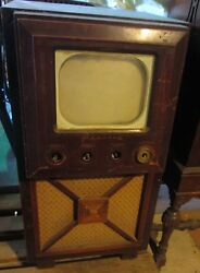 Admiral 30a-1-s-e Vintage Movie Prop Television Tv Te116