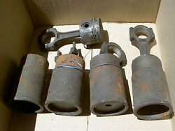 Renault Caravelle Parts 1960-1965 Very Rare, Good Conditionv Dash Parting Out
