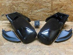 2000 2003 JDM MITSUBISHI LANCER CEDIA CS2 CS5 POWER FOLDING SIDE MIRROR SET OEM
