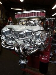 1962 Chevy 409 / 427 - And039s Matching Remanufactured Engine