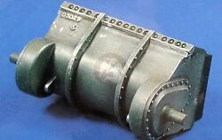 Verlinden 1/35 M4a3 Sherman Tank 3 Piece Bolted Transmission Cover Tamiya 344