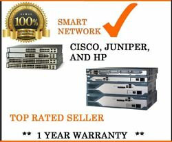 New Open Box Cisco Ws-c3750x-48p-s Catalyst 3750-x Series Switch Fast Shipping