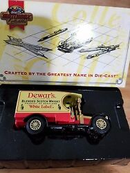 Matchbox Collectable Dewars Blended Scotch Whiskey Truck Yym37792