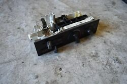 1998 TOYOTA 4RUNNER CLIMATE TEMPERATURE CONTROL SWITCH