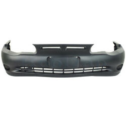 Capa 00-05 Chevy Monte Carlo Front Bumper Cover Assy Primed Gm1000587 12335836