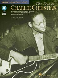 The Best Of Charlie Christian - Signature Licks Guitar Tablature Book 000695584