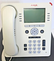 Avaya 9508 9608 Telephone Painting Service In Misty Cream Color - Lot Of 10