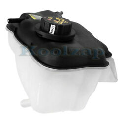 11-14 Mustang Coolant Recovery Reservoir Overflow Bottle Expansion Tank With Cap