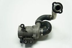 06-08 BMW 330I E90 N52 ENGINE MOTOR ELECTRIC HEATER WATER PUMP THERMOSTAT OEM
