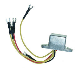 Cdi Johnson / Evinrude 9.9 / 15 Hp Rectifier With Bullet Connectors - 153-4597