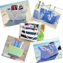 Beach Bags and Totes Many Styles Sizes And Types