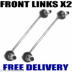 Fits Toyota Yaris 2006-2011 Front Stabilizer Links Left And Right Drop Links Bar