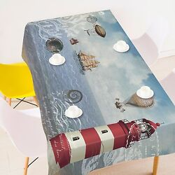 3d Balloon 487 Tablecloth Table Cover Cloth Birthday Party Event Aj Wallpaper Au