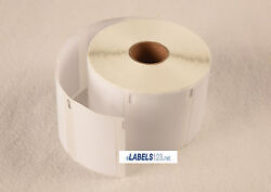 80 Rolls 30334 Labels For Dymo® Labelwriters 450 Duo 400 Twin Turbo El40 Bc+ Xl+