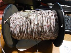 Recon Optical / Bourns Wire 700 Ft Reel Cav95-1-912 Nsn 6145-01-314-0921