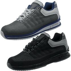 K-swiss Rinzler Trainer Men's Sneakers Gray/black Casual Shoes Trainers New