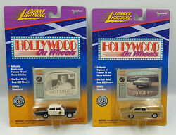 Cars Dragnet 1967 Ford Fairlane 500 And Andy Griffith Police Car Die Cast Model