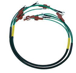 Mercury V6 Switch Box To Coil Wire Set - 934-9738 84-69738a1