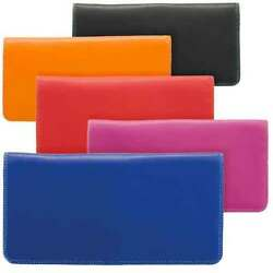 Leather Large Slim Wallet 1223 - MyWalit - Various Colours Available